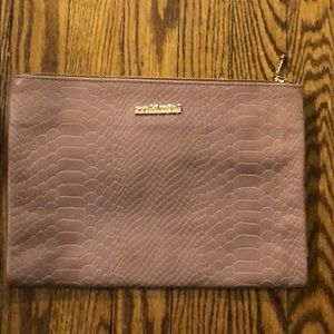 Milski Paris textured Japanese Clutch